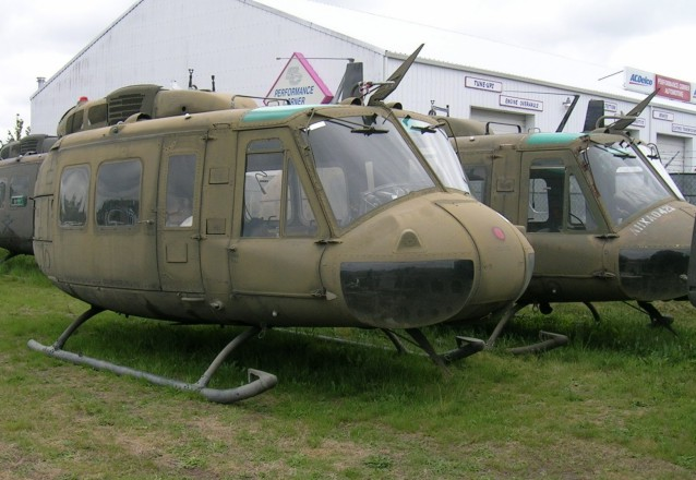 Huey Helicopter For Sale http://www.huey.co.uk/restoration.php