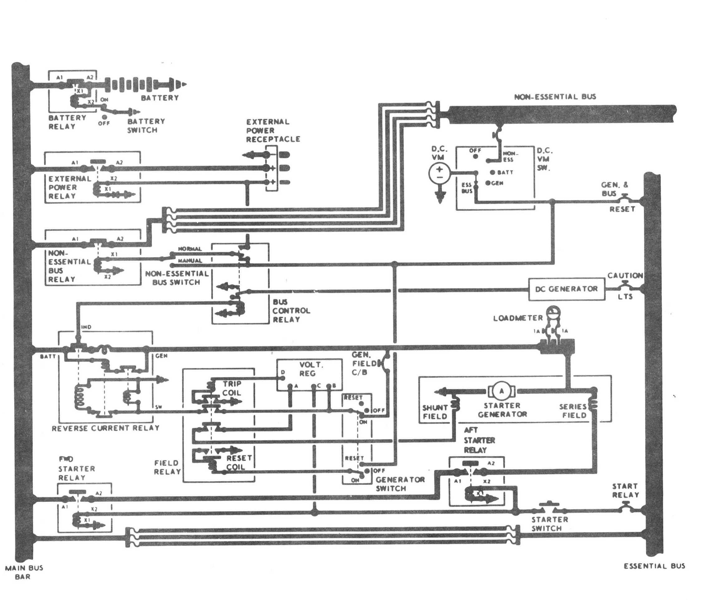 Bell Model 205a 1 Image Downloads Electric Relay Circuit Dc Power System