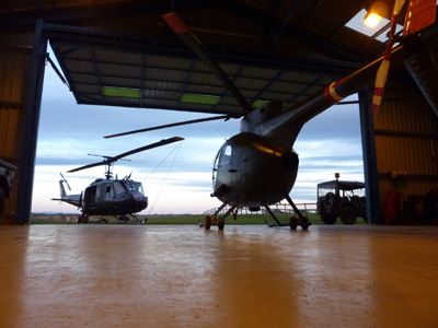 Huey Flight Experience - Fly in a Vietnam War Helicopter